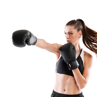 portrait-young-motivated-woman-doing-boxing